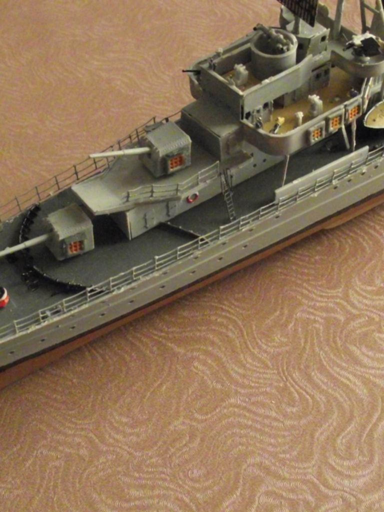 Destroyer Z43 Trumpeter au 1x350 600265DestroyerTrumpeter1x35033