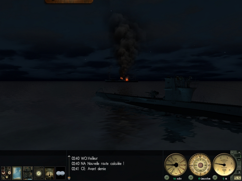Silent Hunter III : rapports de patrouille. 600757Patr1