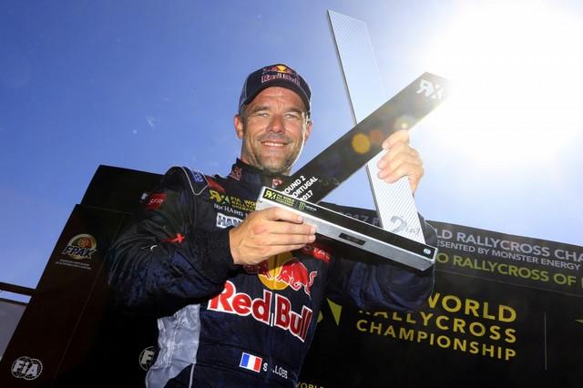 Sébastien Loeb et la PEUGEOT 208 WRX décrochent une belle deuxième place à Montalegre 60076958fce17b76277