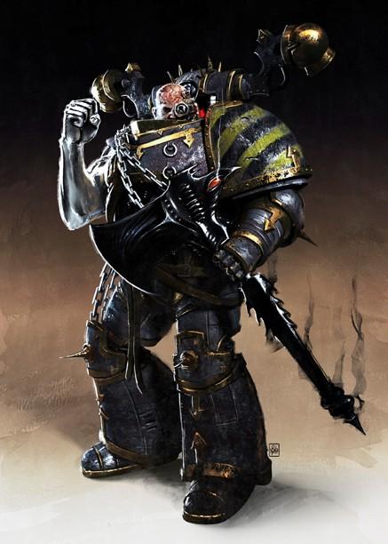 Iron Warriors: The Omnibus de Graham McNeill 600848IronwarriorHonsou