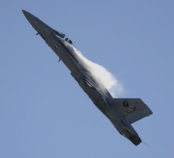 MCDONNELL-DOUGLAS F/A-18 HORNET  601725Hornet