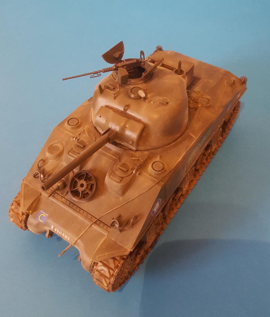 Sherman 1/35ème  Asuka models 60199420170317171957
