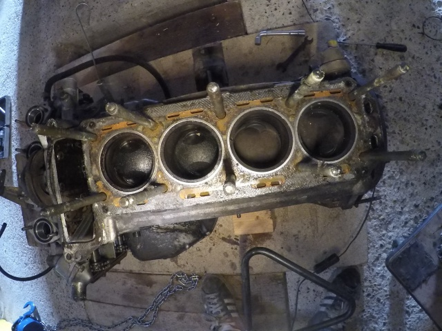 Réfection 1300 + ratés moteur..... 602544GOPR1220