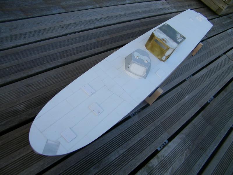 Russian gunboat Bk 1124 au 1/20e sur plan  - Page 3 6026071004199