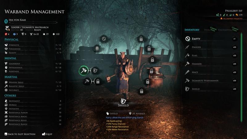 [Jeu vidéo] Mordheim : City of the Damned (PC) - Page 2 604492Stats