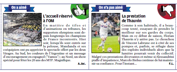 SUPPORTERS ...ALLEZ L'OM - Page 5 604745418d