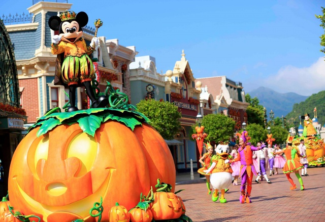 Hong Kong Disneyland Resort en général - le coin des petites infos - Page 7 605922w166
