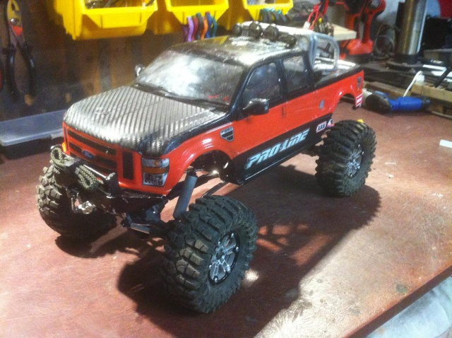 [ SCX10 Axial ] DU CRAWLER AU SCALE - Page 2 606027Photo007