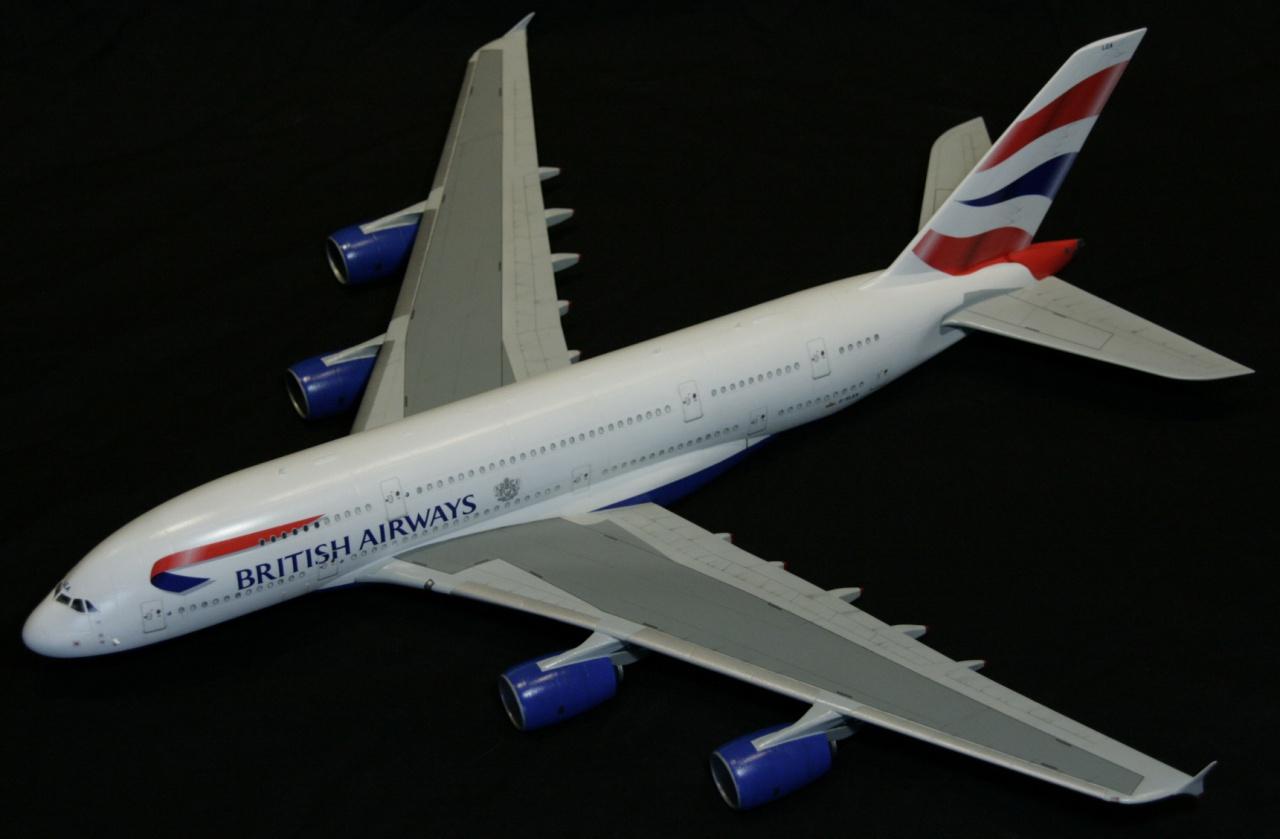 A380-800 British Airways Revell.1/144° 606418MG0686