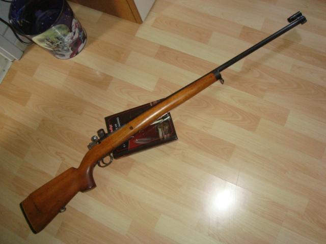Arme pour du tir 200 m 606877DSC07054