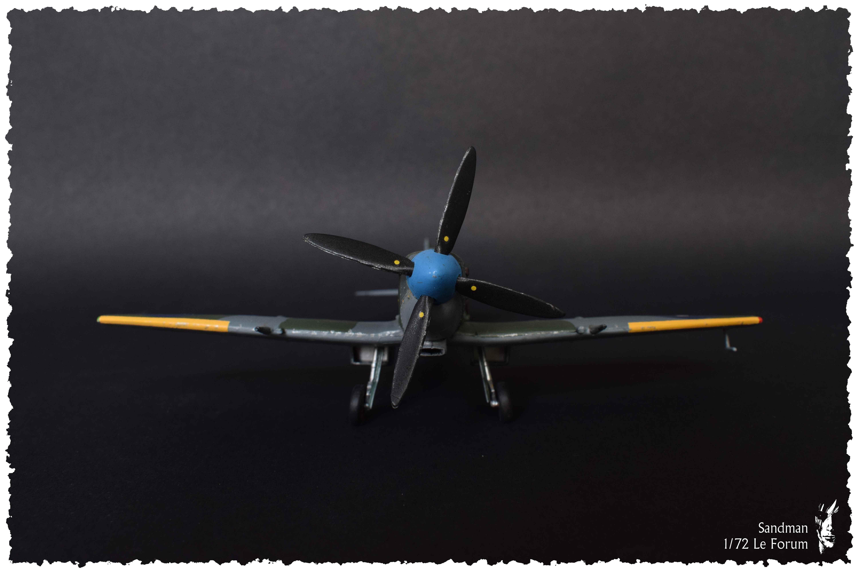 [Heller] Spitfire Mk. XVI 608068SpitfireMk1609