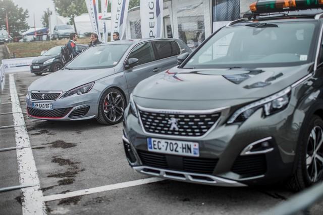 La Peugeot 308 Racing Cup Se Joue Des Conditions ! 6085745957d30e4b0be