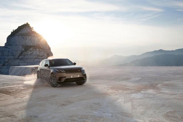 Première mondiale : Le nouveau Range Rover Velar dévoilé au Design Museum de Londres 609530rrvelar18my366glhdprresize1024x682