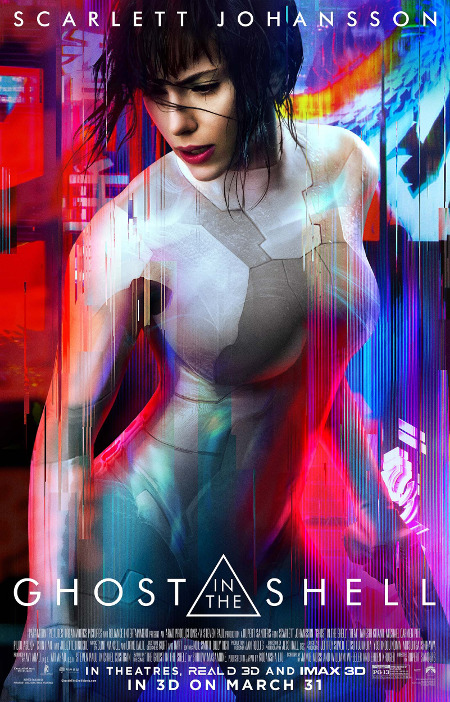Ghost in the Shell (US) 610463GhostInTheShell2017