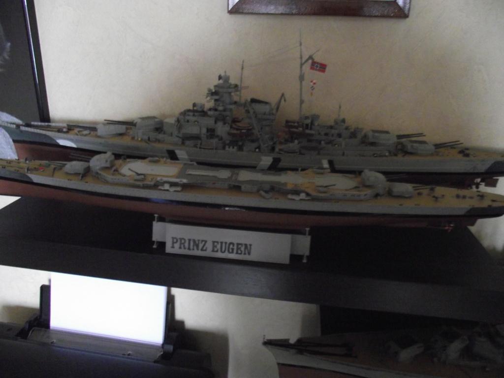 Prinz Eugen Trumpeter au 1x350 610508PrinzEugenTrumpeter1x35053