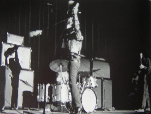 Detroit (Masonic Temple) : 23 février 1968  61121519680223Detroit03