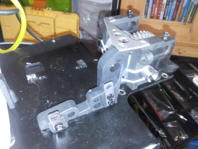 re-montage complet monster truck FG depuis un chassis nu 611856IMG20170305122625