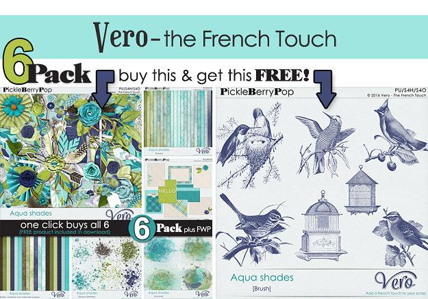 Véro - MAJ 02/03/17 - Spring has sprung ...  - $1 per pack  - Page 10 614571Vero6pkfwp