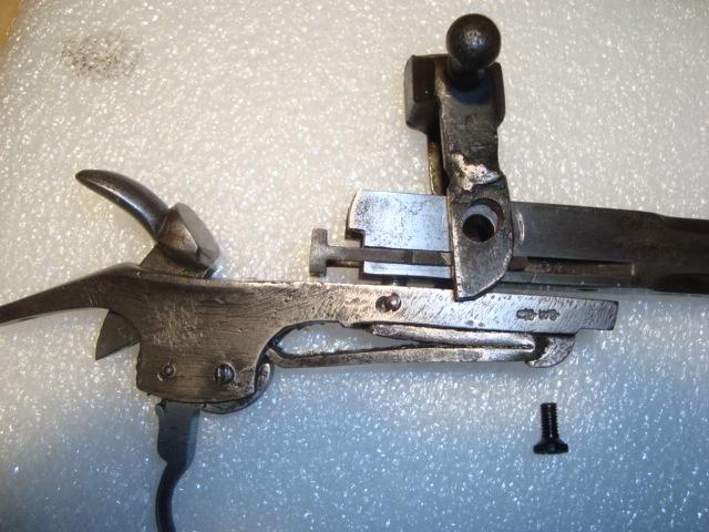 Fusil 9 mm système Warnant 614626DSC07015
