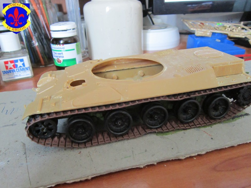 AMX 30 AUF1 au 1/35 d'Heller par Pascal 94 - Page 2 615216IMG15811