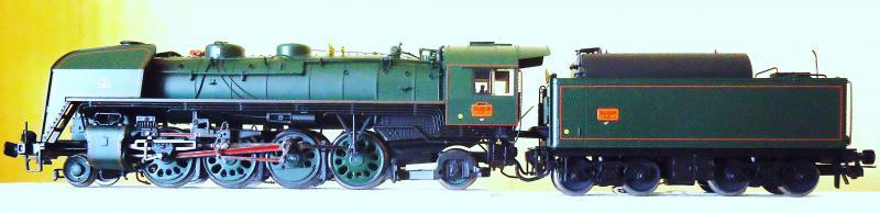 Loco vapeur 141 Jouef 3 rails AC d'origine 616167DSC02427