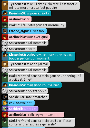 [xJok3r] Rapport d'action RP | Chirurgien - Page 2 616175284