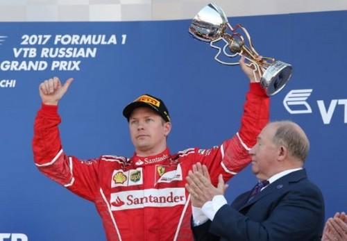 F1 GP de Russie 2017 : Première Victoire Pour Valtteri Bottas 6176892017gpdeRussieKimiRikknen