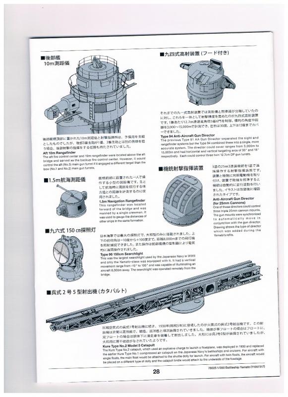Yamato 1/700 fuji, PE,Pont en bois et babioles - Page 5 618293005
