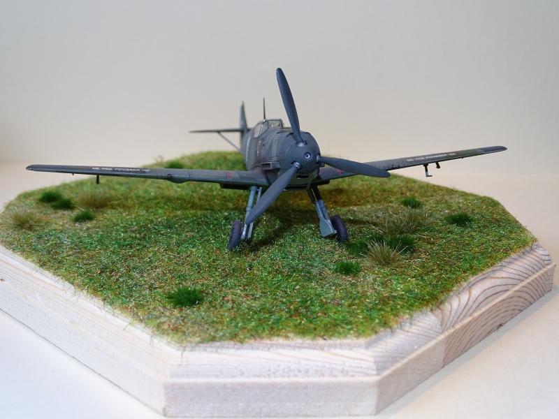 [ Tamiya ] Bf 109 E3 WNr 1304 du JG 76 capturé le 22/11/1939  619878DSC04092