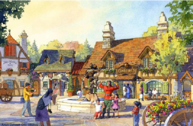 [Tokyo Disneyland] Nouvelles attractions à Toontown, Fantasyland et Tomorrowland (15 avril 2020)  - Page 2 619915w451