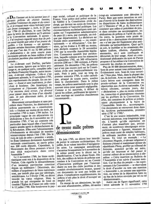 les curés de l'an 2 : article de la revue l'Histoire 620629Sans_titre_Numerisation_11z