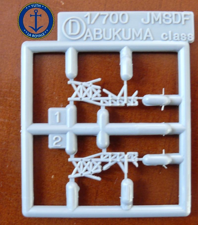 JDS Abukuma & Jintsu 1/700 Hasegawa 621272P1080436