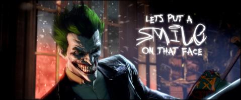 Qui rira le dernier ? [PV : Violette Weever/The Joker] [Âmes sensibles s'abstenir] 621398Letsputasmile