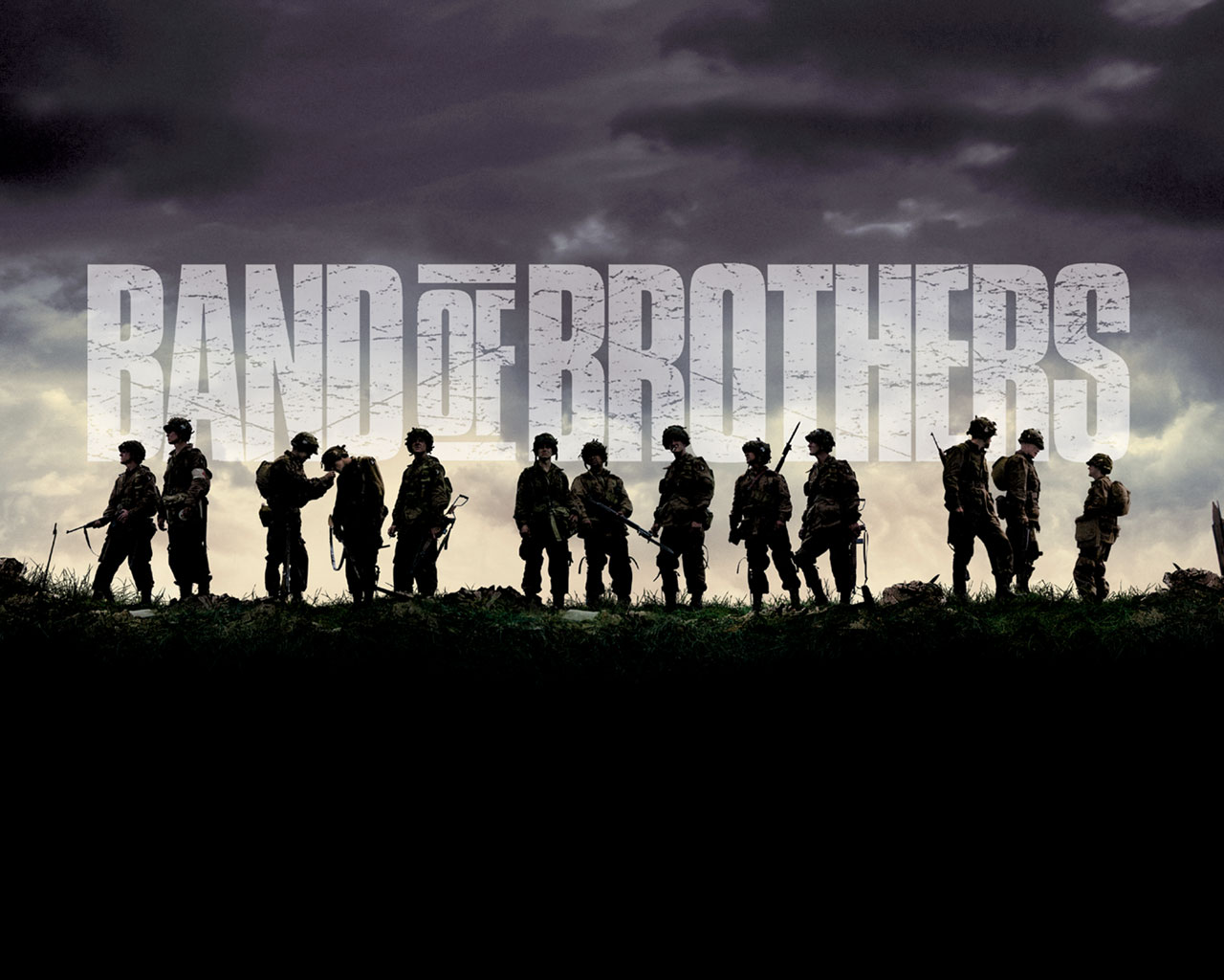 BAND OF BROTHERS 62214852065
