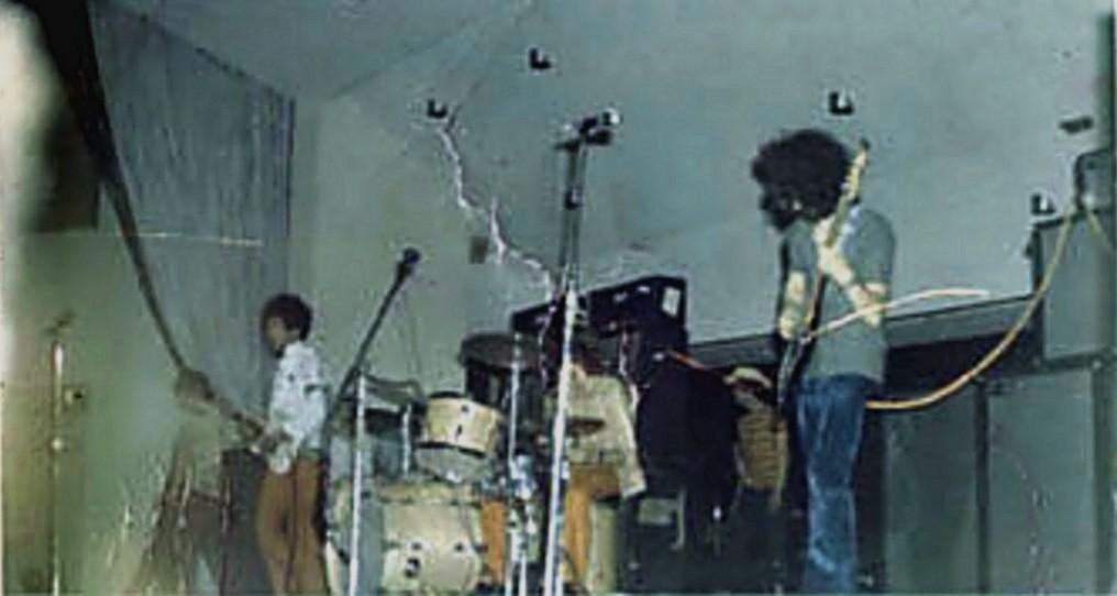 Virginia Beach (Civic Dome) : 21 août 1968 [Second concert] 622893JHExp1968