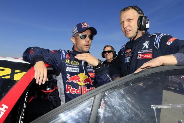 Sébastien Loeb et la PEUGEOT 208 WRX décrochent une belle deuxième place à Montalegre 62314258fc89dc4c334
