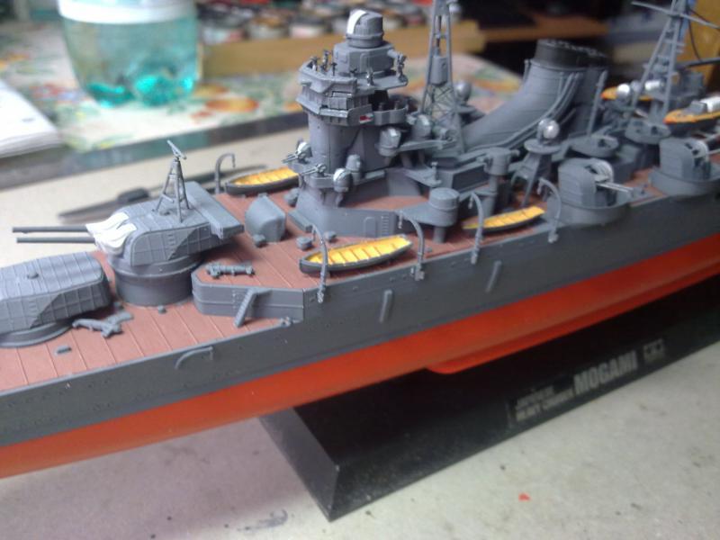 croiseur lourd Mogami au 1/350 par Pascal 94 - Tamiya  - Page 6 624288040120111049