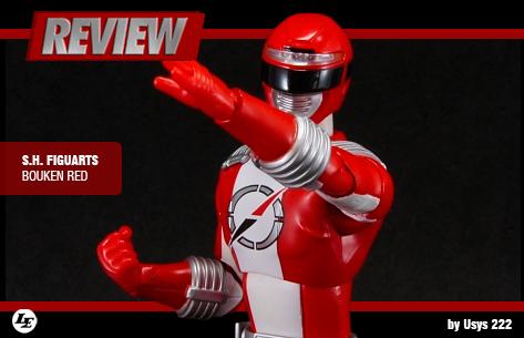 [Review] S.H. Figuarts Bouken Red - by Usys 625168bred