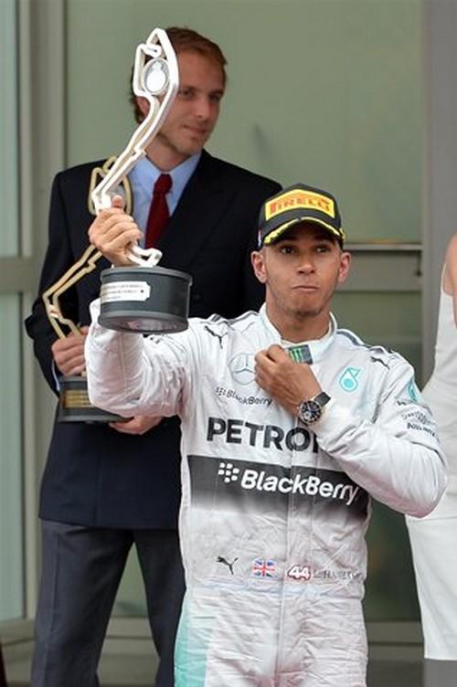 F1 GP de Monaco 2014 : Victoire Nico Rosberg 6261172014Hamilton