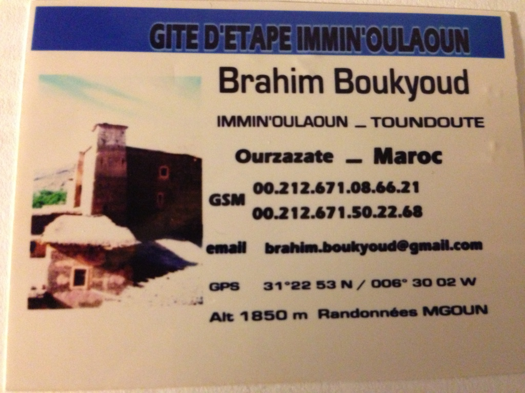 gite d'étape à Imi oulaoun (Toundoute) 626484IMG30161
