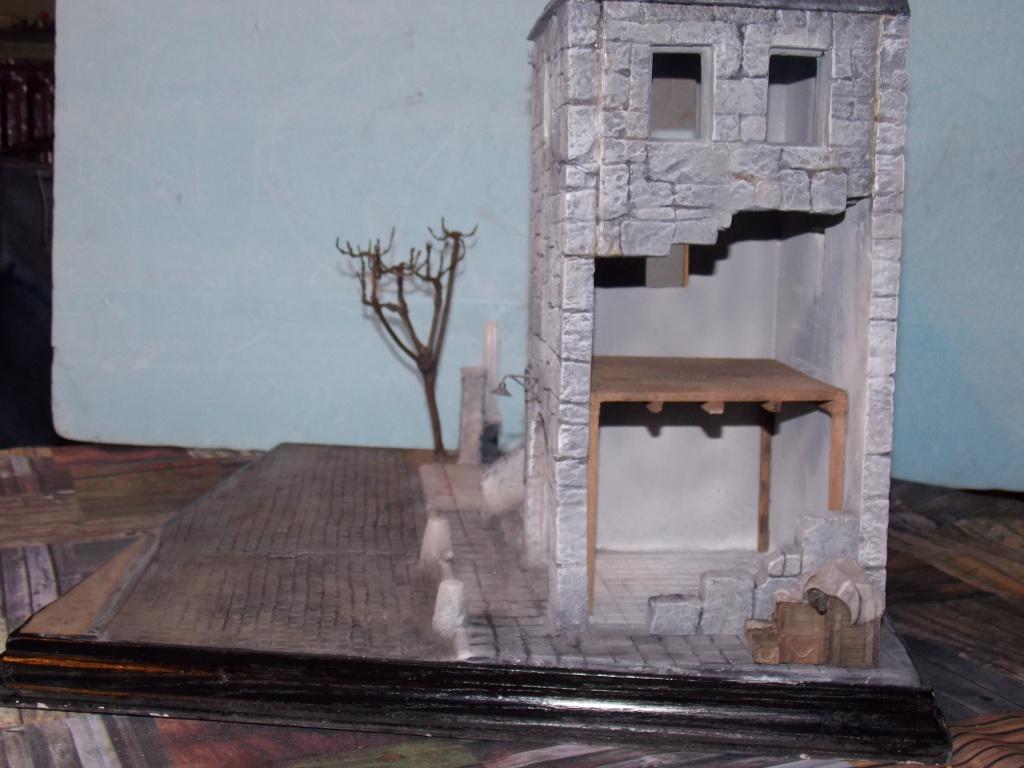 King Tiger à l'entretien Chateau de Chanteloup Aout 44       Projet terminé  - Page 3 629400DSCN5621