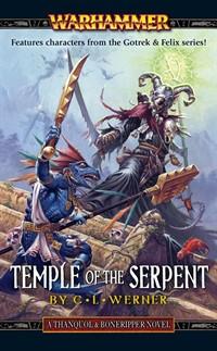 Programme des publications Black Library France de janvier à décembre 2012 629438TempleoftheSerpent
