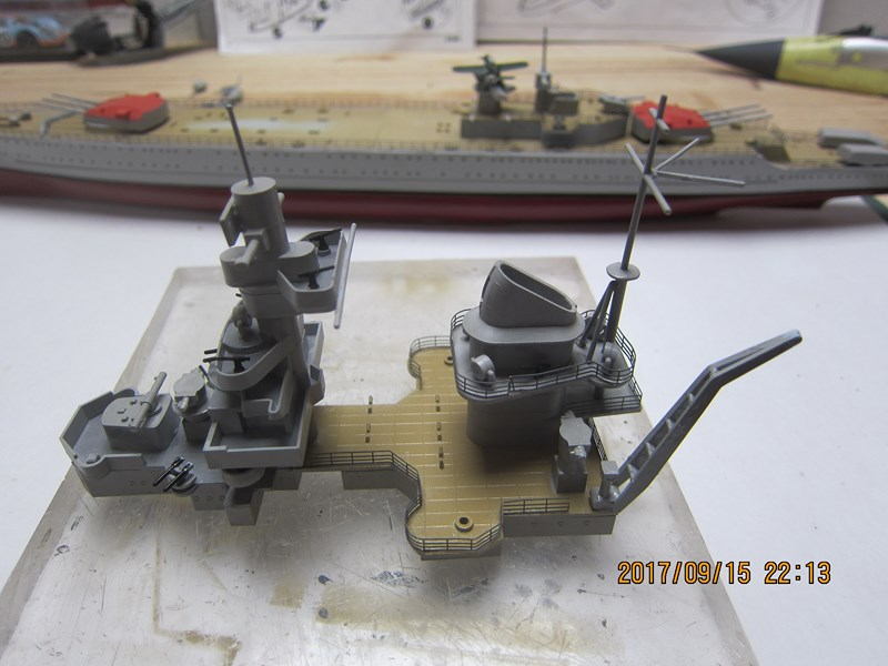 Cuirassé Admiral SCHEER hELLER 1/400 630036IMG4860Copier