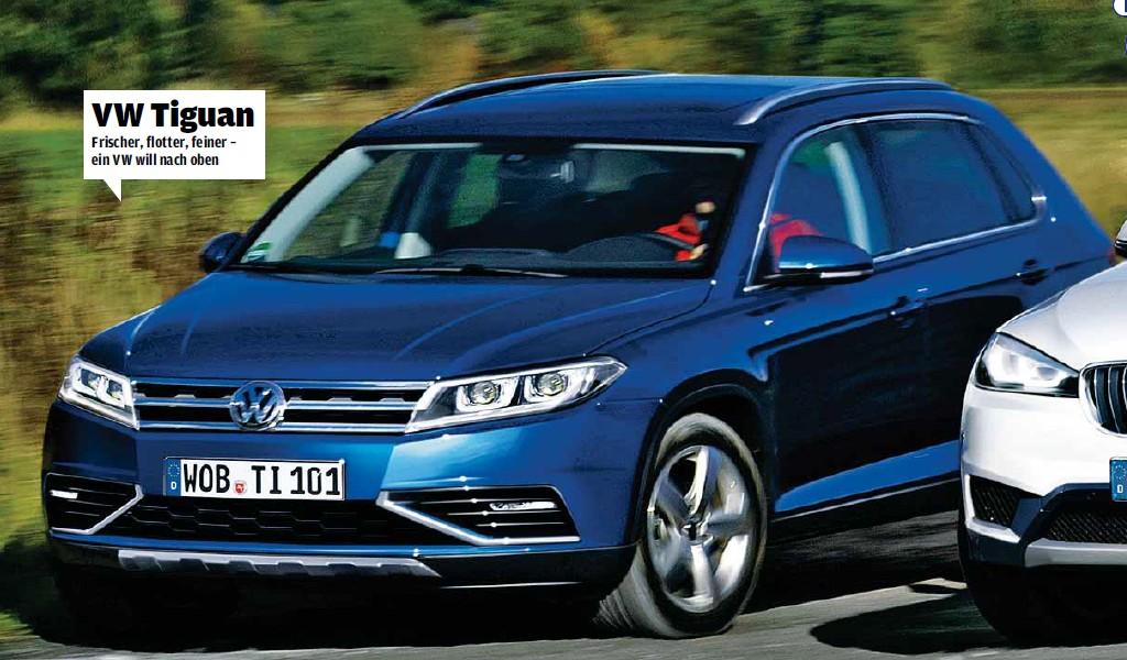 2016 - [Volkswagen] Tiguan II - Page 3 630798tiguan