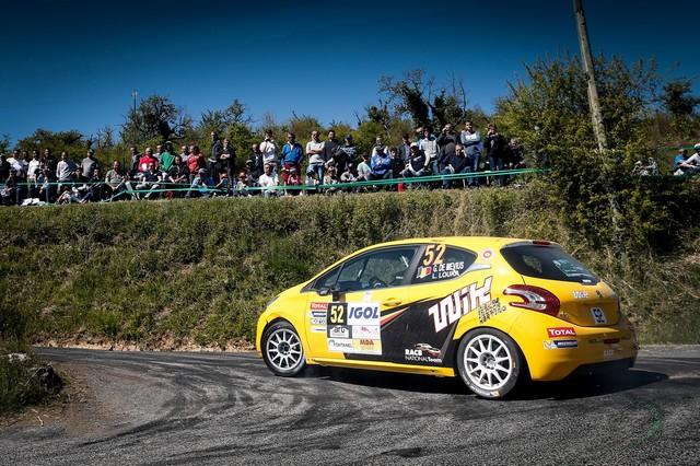 208 Rally Cup - Derniers affrontements avant l'été ! - 44ème Rallye Aveyron Rouergue Occitanie 63109459022af775fac