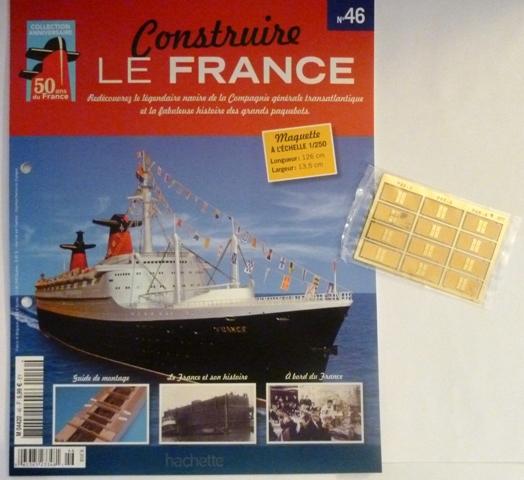 Le france  au 1/250è - hachette-Amati - Page 6 632032Fasc046r