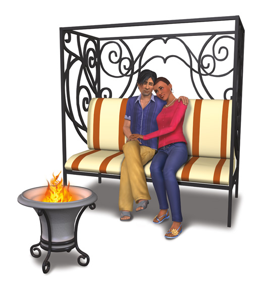 Les Sims™ 3 : Jardin de style Kit 632393sims3designgartennaccessoiresartwork4