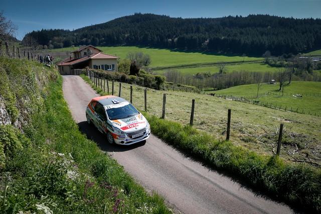 208 Rally Cup - Derniers affrontements avant l'été ! - 44ème Rallye Aveyron Rouergue Occitanie 63312759023f4ce9d75