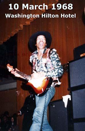 Washington (Hilton Hotel) : 10 mars 1968 [Second concert] 63349119680310015WashingtonHiltonHotel