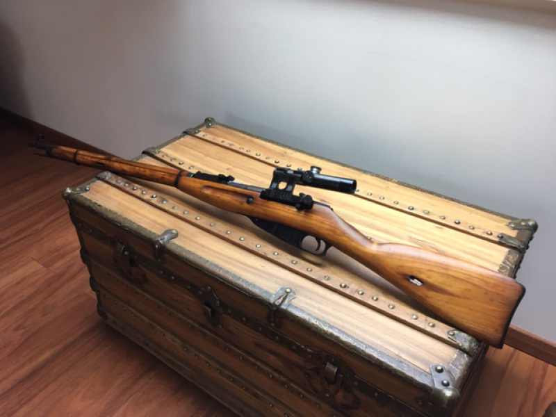 Présentation de ma collection de Rifle / Mosin - Schultz larsen - Marlin - Sako 636319IMG6667